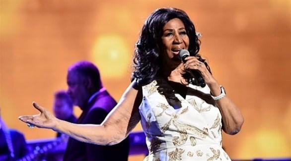 المغنية الراحلة أريثا فرانكلين (أرشيف)