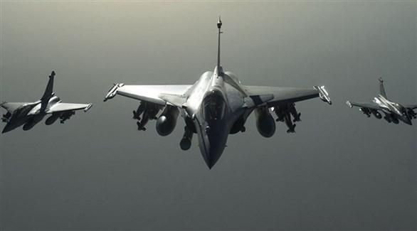 طائرات حربية تابعة للتحالف الدولي في سوريا (أرشيف)