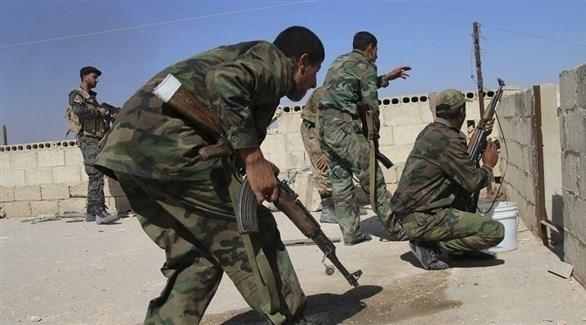 قوات النظام السوري (أرشيف)