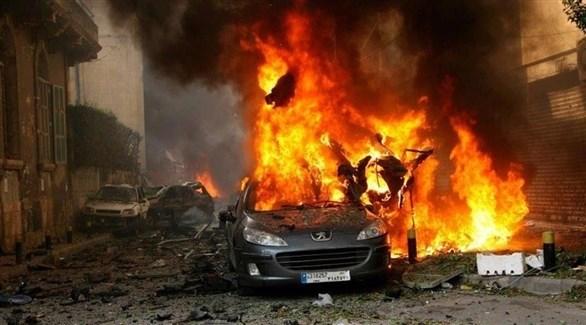 انفجار سيارة مفخخة في العراق (أرشيف)