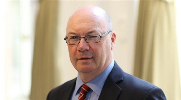 وزير الدولة البريطاني لشؤون الشرق الأوسط أليستر برت (أرشيف)