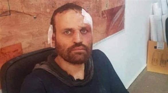الإرهابي المصري هشام عشماوي بعد اعتقاله في ليبيا (أرشيف)