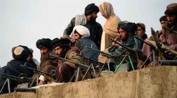مسلحون من حركة طالبان الإرهابية (أرشيف)