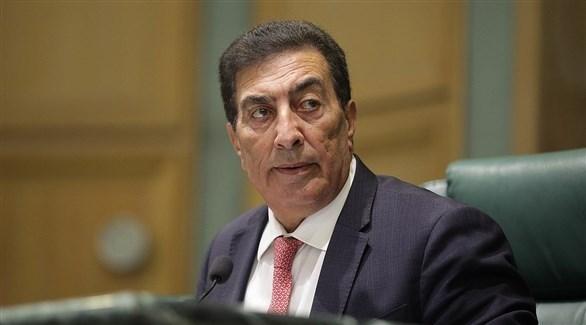 رئيس مجلس النواب الأردني عاطف الطراونة (أرشيف)