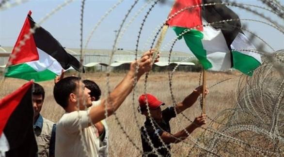 الحصار الإسرائيلي على قطاع غزة (أرشيف)