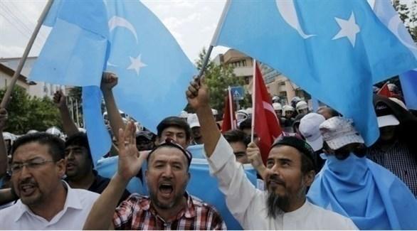 مسلمون من أقلية الويغور في الصين (أرشيف)