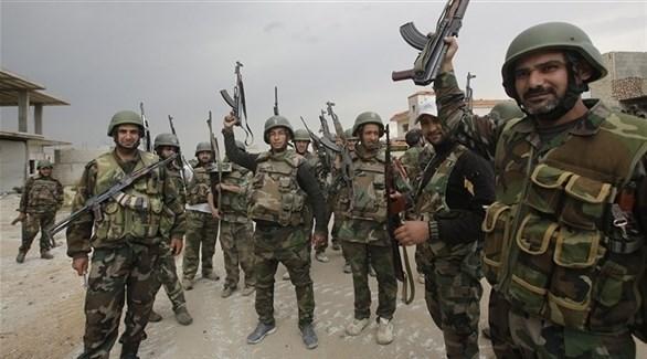جيش سوري في حماة (أرشيف)