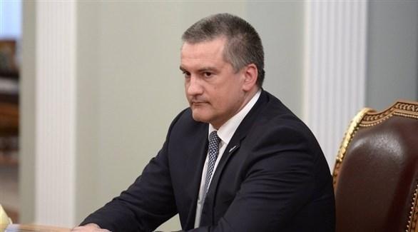 رئيس وزراء القرم  سيرغي أكسيونوف (أرشيف)