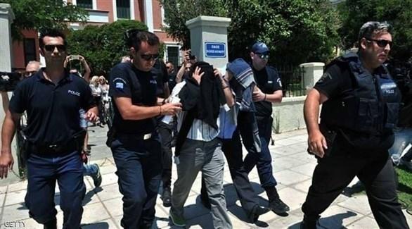 اعتقال سابق لضباط في تركيا (أرشيف)