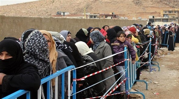 لاجئون سوريون في لبنان (أرشيف)