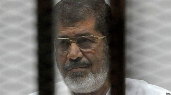 الرئيس الإخواني المعزول محمد مرسي (أرشيفية)