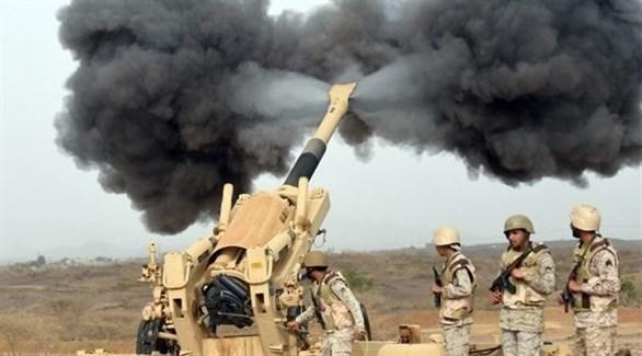 الجيش اليمني يقصف تجمعات ميليشيا الحوثي (أرشيف)