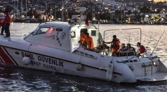 خفر السواحل التركية (أرشيف)