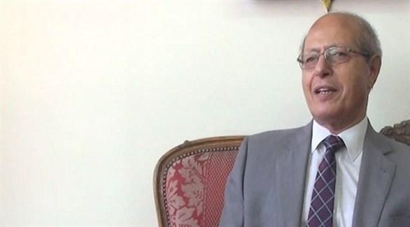 السفير رخا حسن (أرشيف)