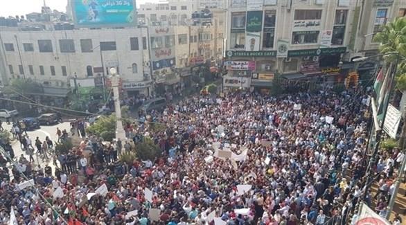 احتجاجات في الضفة الغربية (أرشيف)