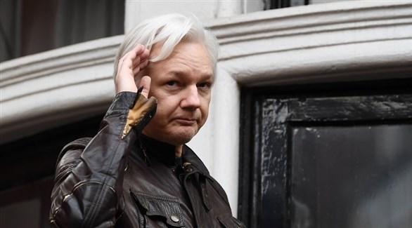 مؤسس موقع ويكيليكس جوليان أسانج (أ ف ب)
