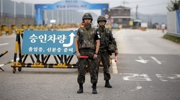 المنطقة الحدودية بين الكوريتين (رويترز)