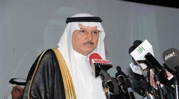 الأمين العام لمنظمة التعاون الإسلامي، الدكتور يوسف بن أحمد العثيمين (أرشيف)