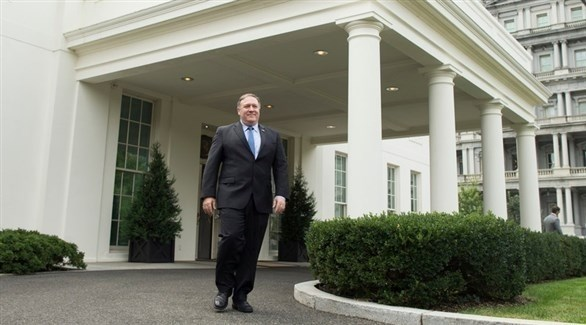 وزير الخارجية الأمريكية مايك بومبيو (إ ب أ)