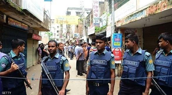 عناصر الأمن في بنغلاديش (أرشيف)