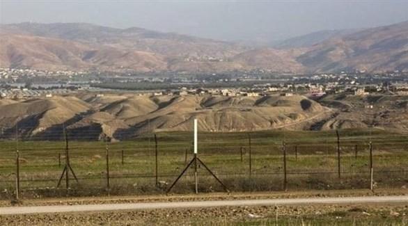 أراضي الباقورة والغمر في الأردن (أرشيف)