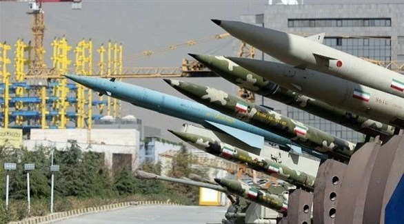 صواريخ إيران (أرشيف)