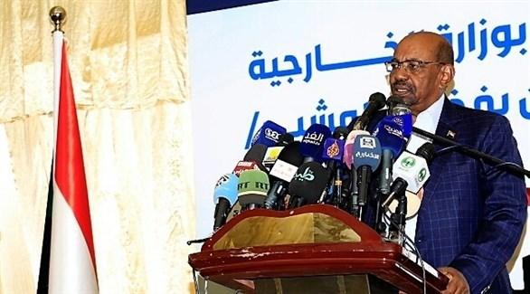 الرئيس السوداني عمر حسن البشير (أرشيف)