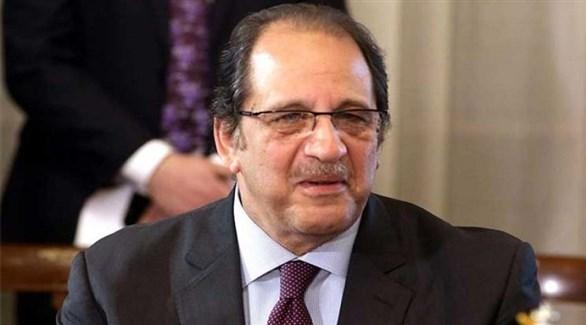 وزير المخابرات المصرية اللواء عباس كامل (أرشيف)