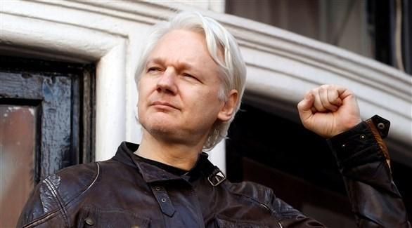 مؤسس موقع ويكيليكس (أرشيف)