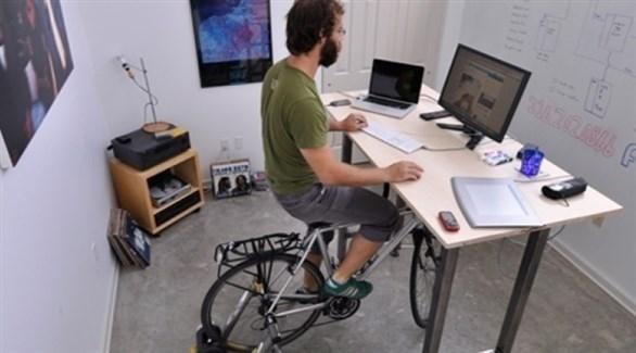 ركوب الدراجة الثابتة الأفضل لنشاط الدماغ