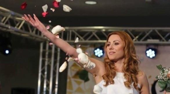 الصحافية التلفزيونية البلغارية مارينوفا فيكتوريا (أرشيف)