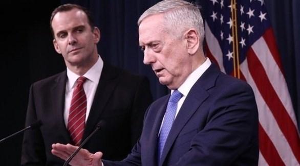 وزير الدفاع الأمريكي جيمس ماتيس (أرشيف)