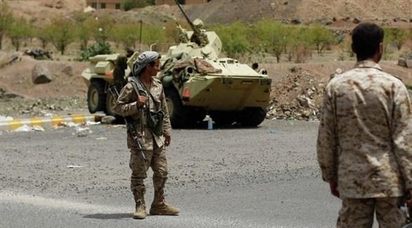 عناصر الجيش اليمني في الحديدة (أرشيف)