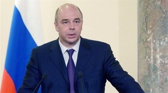النائب الأول لرئيس الوزراء وزير المالية الروسي أنطون سيلوانوف (أرشيف)