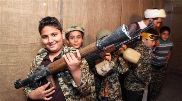 إيران مستمرة في تجنيد الأطفال للقتال في سوريا (أرشيف)