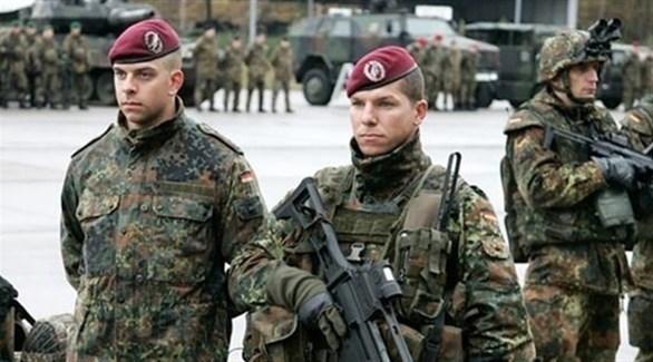 جنود من الحيش الألماني (أرشيف)