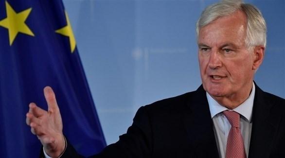كبير مفاوضي الاتحاد الأوروبي في ملف بريكست ميشال بارنييه (أرشيف)