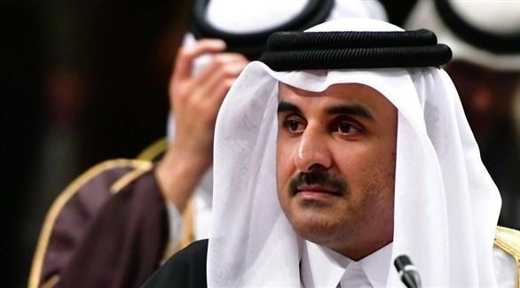 الشيخ فهد بن عبد الله آل أحمد آل ثاني (أرشيف)