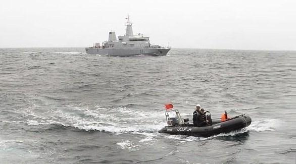 عناصر من قوات البحرية المغربية (أرشيف)