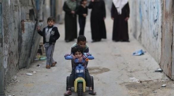 أطفال في غزة (أرشيف)