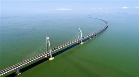 أطول جسر في العالم بالصين (أرشيف)