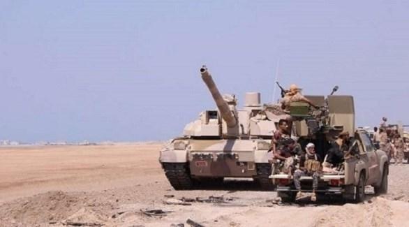 عمليات تمشيط واسعة للجيش في الحديدة (أرشيف)