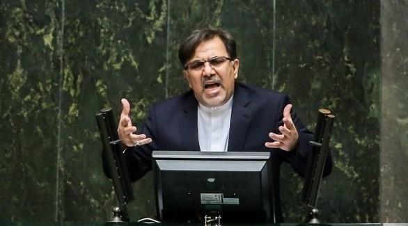 وزير الطرق وبناء المدن الإيراني عباس آخوندي (أرشيف)
