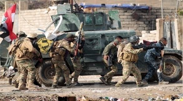 الجيش العراقي يداهم مقار لداعش في الموصل (أرشيف)