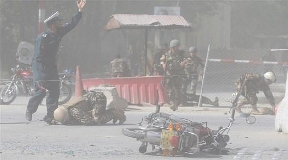انفجار في تجمع انتخابي في أفغانستان (أرشيف)