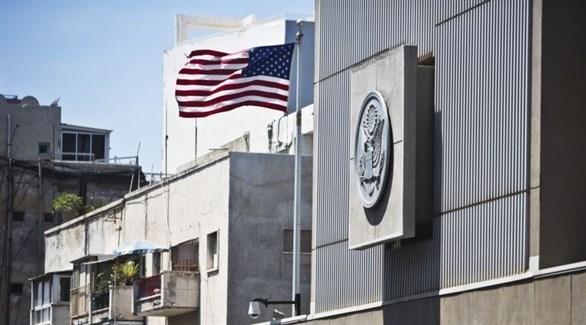 مبنى للإدارة الأمريكية على أراضي فلسطين المحتلة (أرشيف)