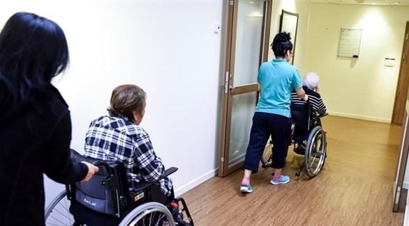 الاهتمام بالمسنين (أرشيف / TT)