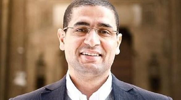 عضو مجلس النواب المصري محمد أبو حامد (أرشيف)