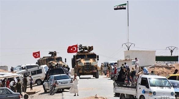 قوات تركية في منبج (أرشيف)
