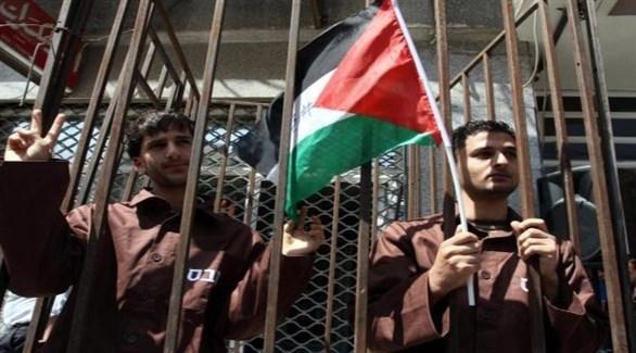 أسرى في سجون الاحتلال الإسرائيلي (أرشيف)